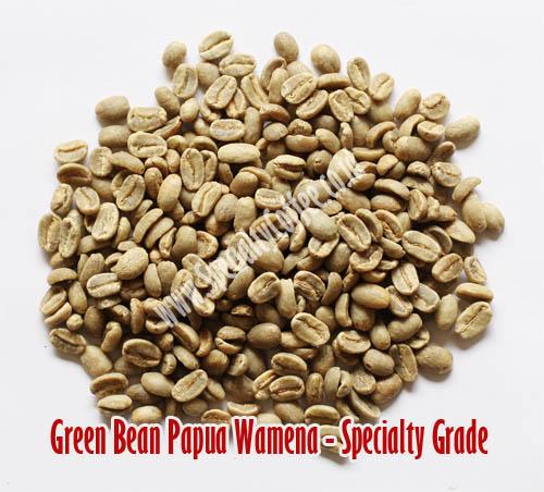 green bean papua wamena