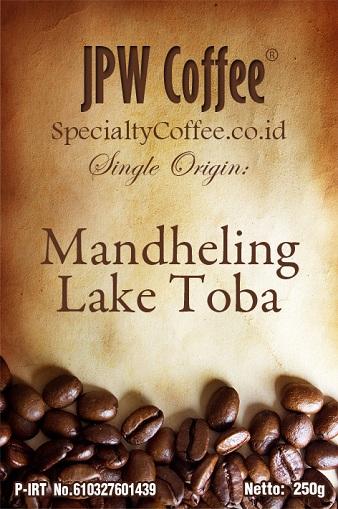 mandheling toba