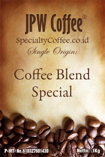 Coffee blend special
